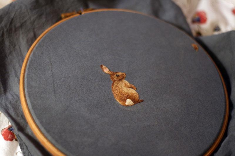 miniature animal embroideries by chloe giordano (5)