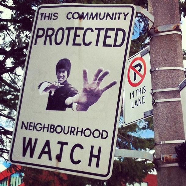 neighbourhood watch street art stickers andrew lamb (12)