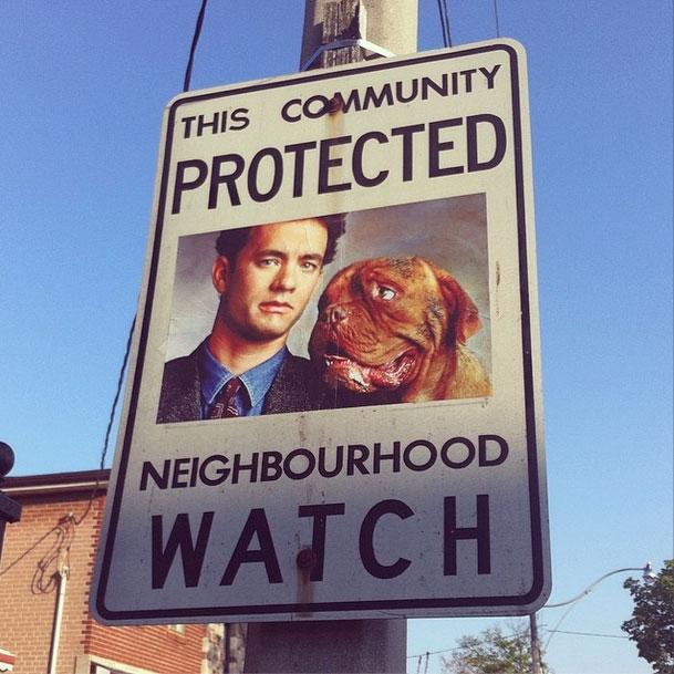 neighbourhood watch street art stickers andrew lamb (6)