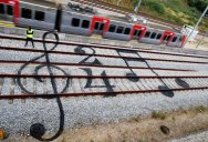 Picture of the Day: Railroad Sheet Music