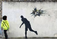Street Art by Pejac [16 photos]