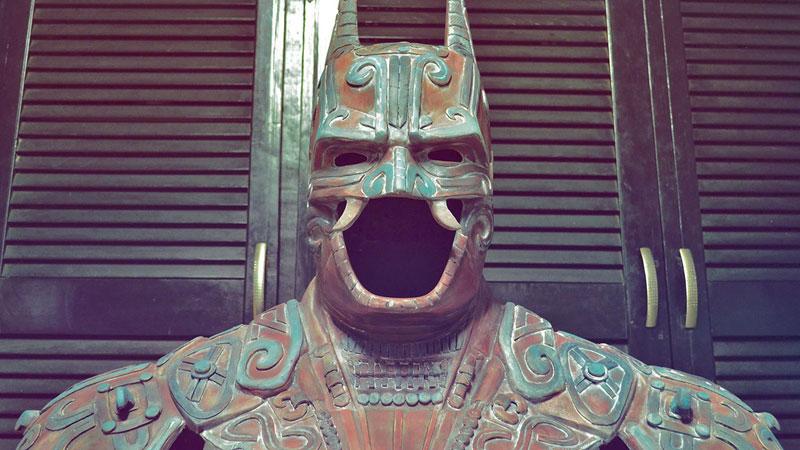 ancient mayan batman by kimbal (12)