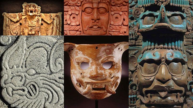 ancient mayan batman by kimbal (2)