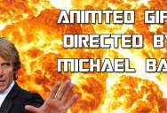 18 Animated Gifs That Got The Michael Bay Treatment