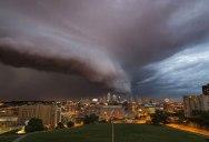 Arcus Cloud Kansas City Timelapse