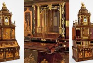 The Craftsmanship in this 200-Year-Old Desk Will Blow Your Mind