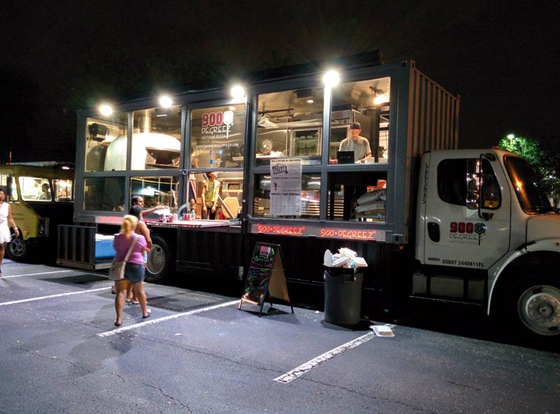 food truck with wood burning pizza oven (8)