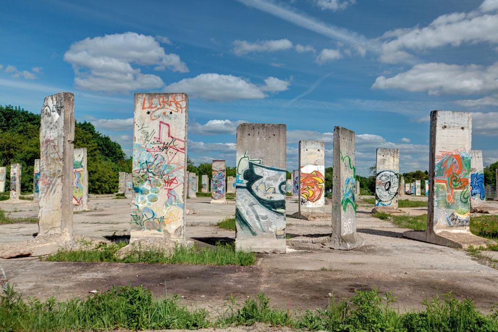 GERMANY---Berlin-Wall