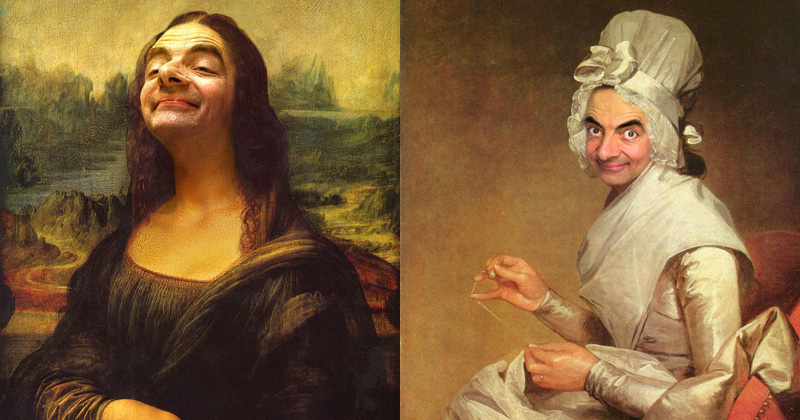 rodney-pike-photoshop-mr-bean-into-famous-paintings-(cover)