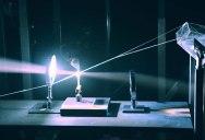 This Rube Goldberg Machine Uses Light, Mirrors and Magnifying Glasses