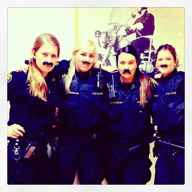 The Reykjavik Police Department's Instagram Feed is Pure Gold (10)