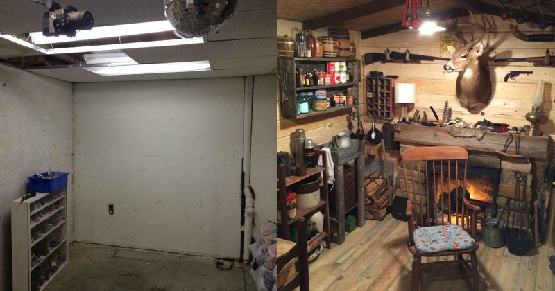 This-Guy-Built-a-Rustic-Cabin-Man-Cave-for-107-dollars-(cover)