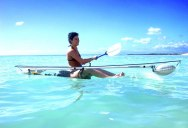 Picture of the Day: The Transparent Kayak