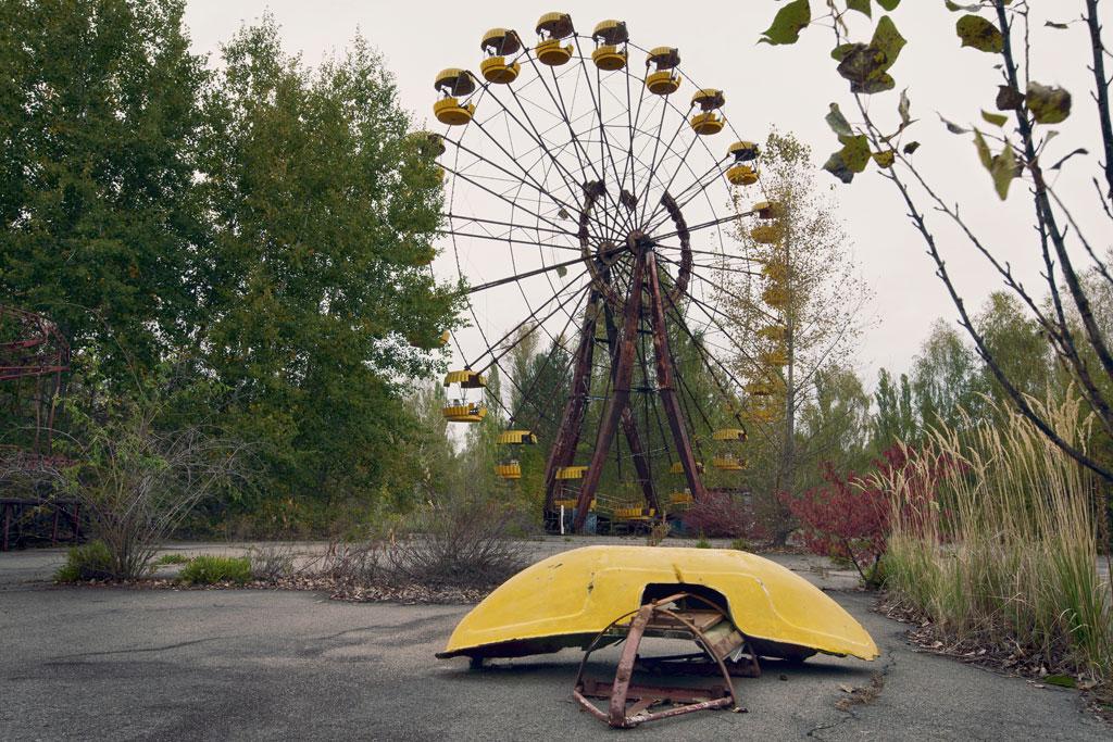 UKRAINE---Chernobyl-Fairground