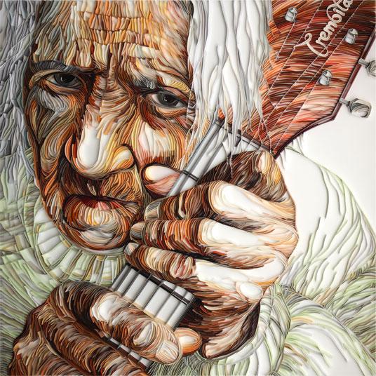yulia brodskaya rolls strips of paper into works of art (1)