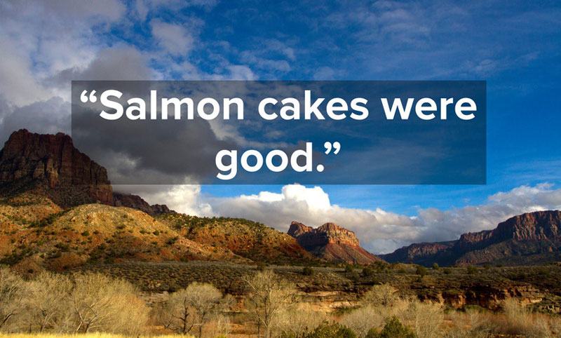 1-Star Yelp Reviews of National Parks