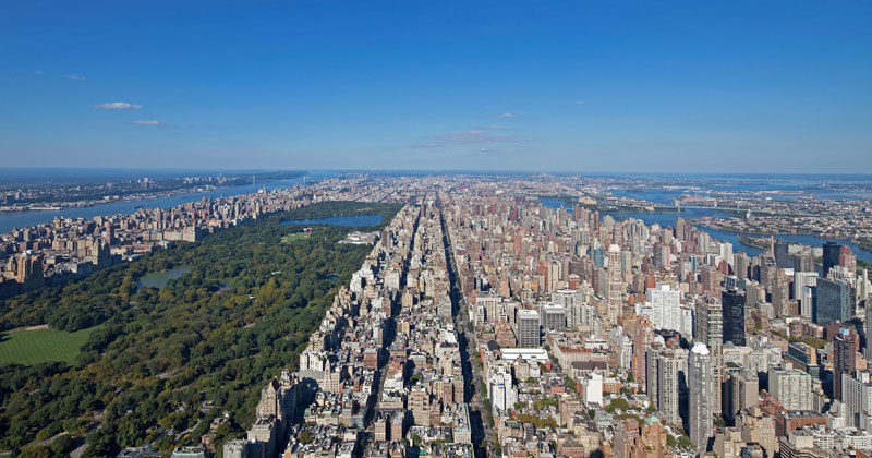 What a $95 Million View in New York Looks Like