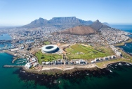 Picture of the Day: Cape Town from Above