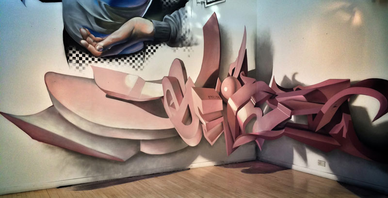 anamorphic graffiti murals that leap off the wall by odeith (6)