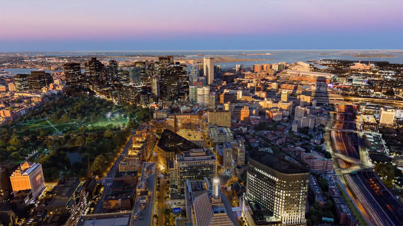 Tour of Boston Shows Fresh Take on Traditional Timelapse
