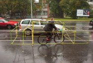 If Bikes Took Up as Much Space as Cars