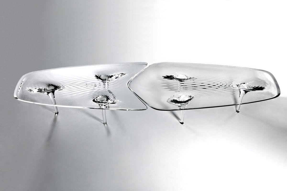 liquid glacial tables by zaha hadid (5)