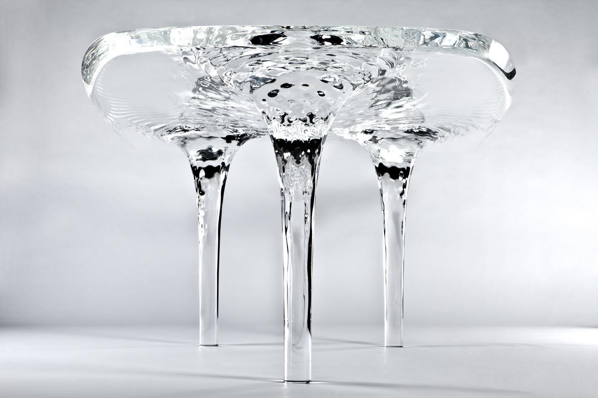 liquid glacial tables by zaha hadid (8)