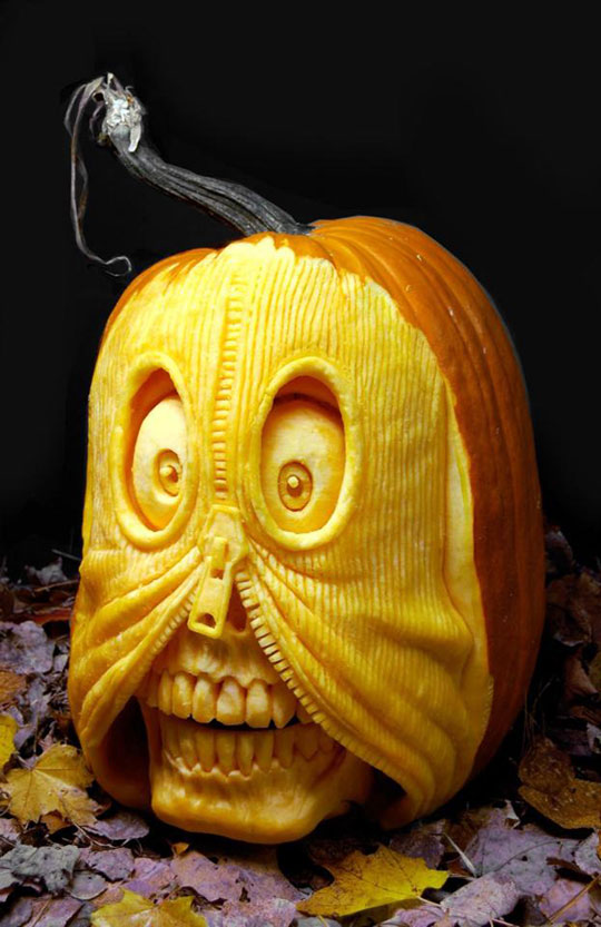 pumpkin carving by ray villafane studios (3)
