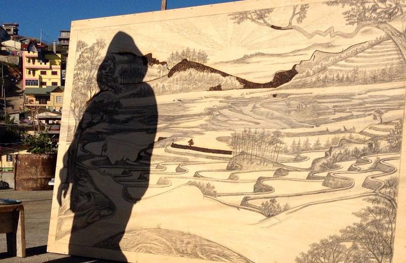 solar drawings using a magnifying glass by jordan mang-osan (5)