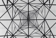 Picture of the Day: Underneath a Transmission Tower