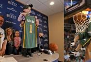Utah Jazz Sign 5-year-old Free Agent JP Gibson