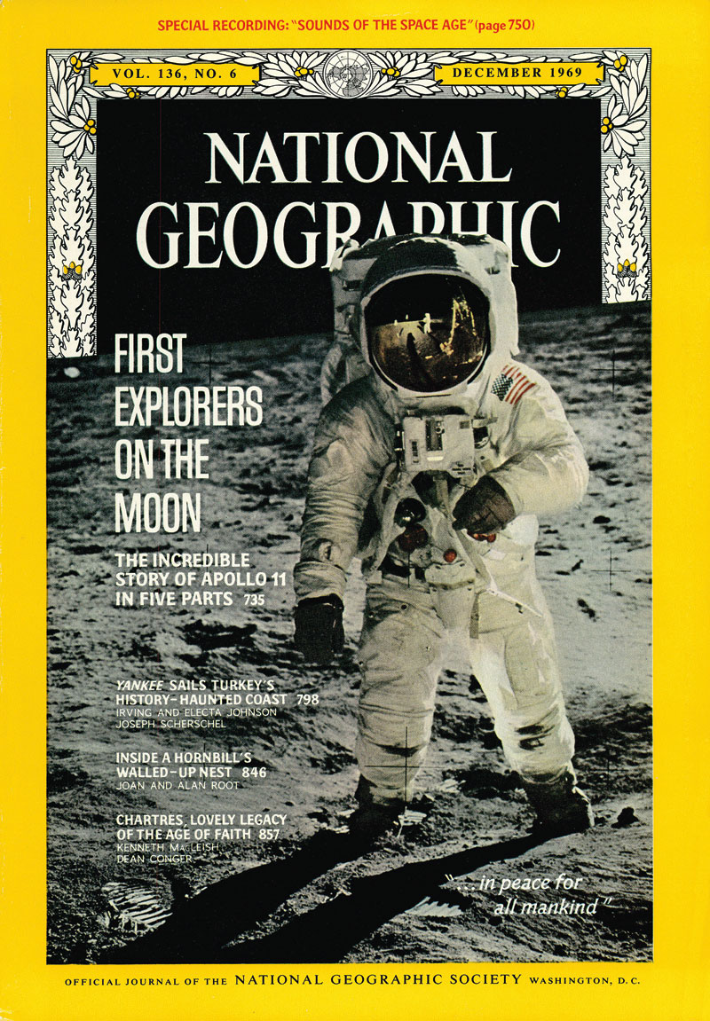 003 12 1969 5 Famous National Geographic Covers
