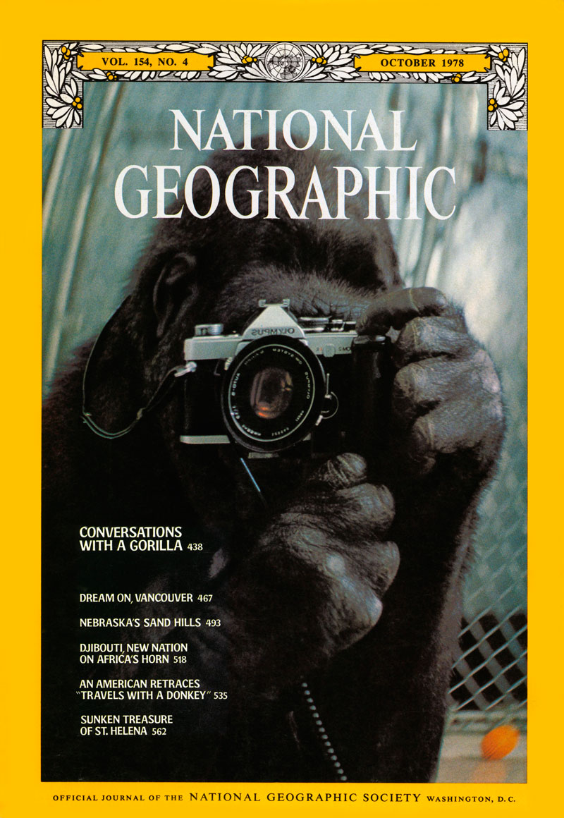 004 10 1978 5 Famous National Geographic Covers