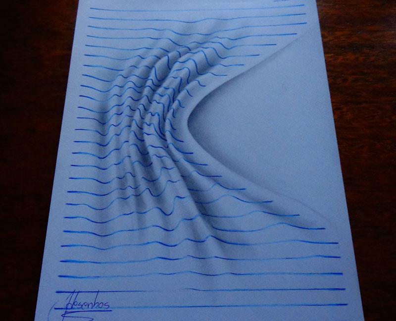 3d notepad art by joao carvalho (12)
