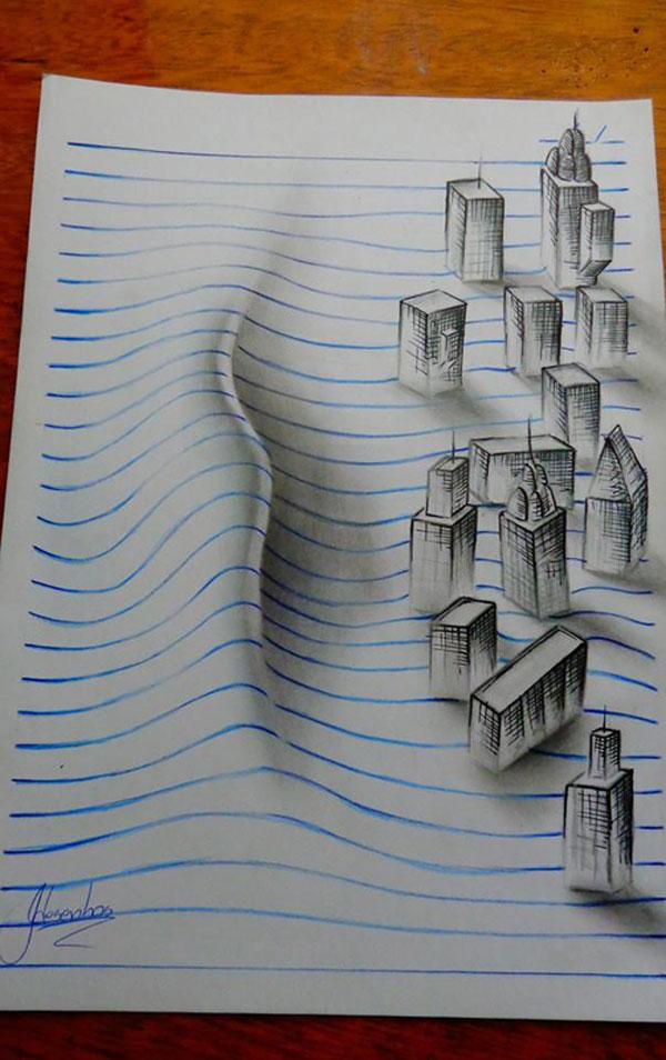 3d notepad art by joao carvalho (13)