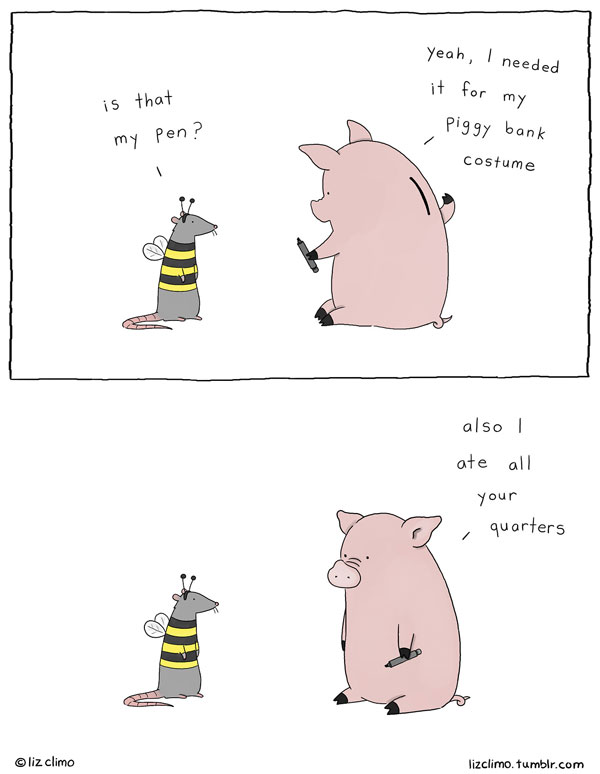 animal comics by simpsons artist liz climo (18)