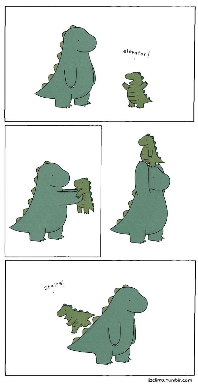 animal comics by simpsons artist liz climo (2)