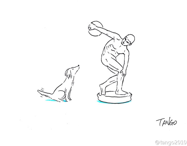 Clever Animal Comics by Shanghai Tango (2)
