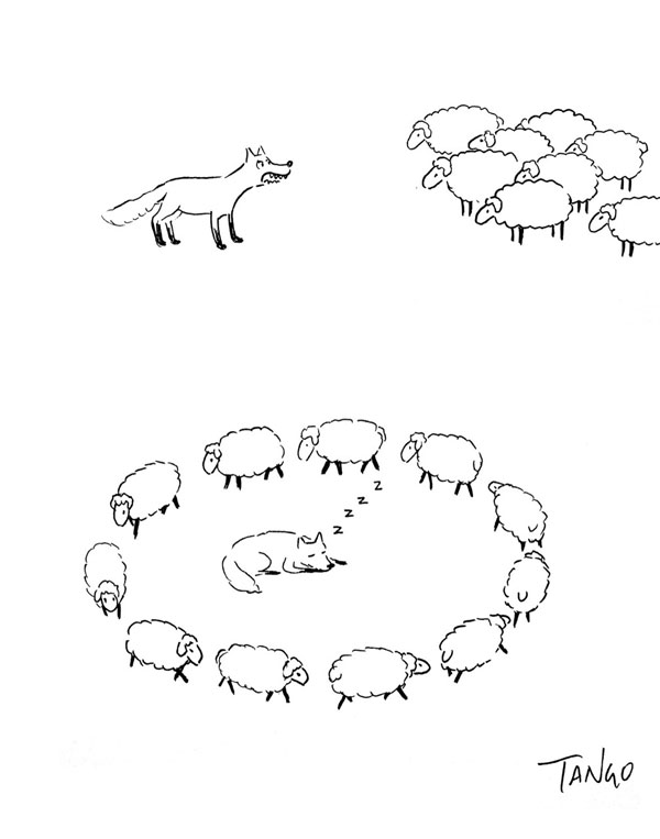 Clever Animal Comics by Shanghai Tango (6)