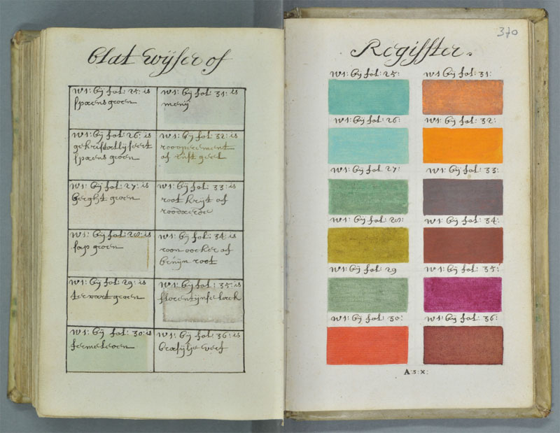 dutch color pantone swatch book 1692 by a boogert (5)