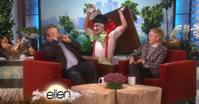 Ellen's Best Scares