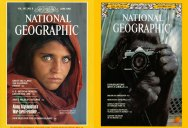 5 Famous National Geographic Covers