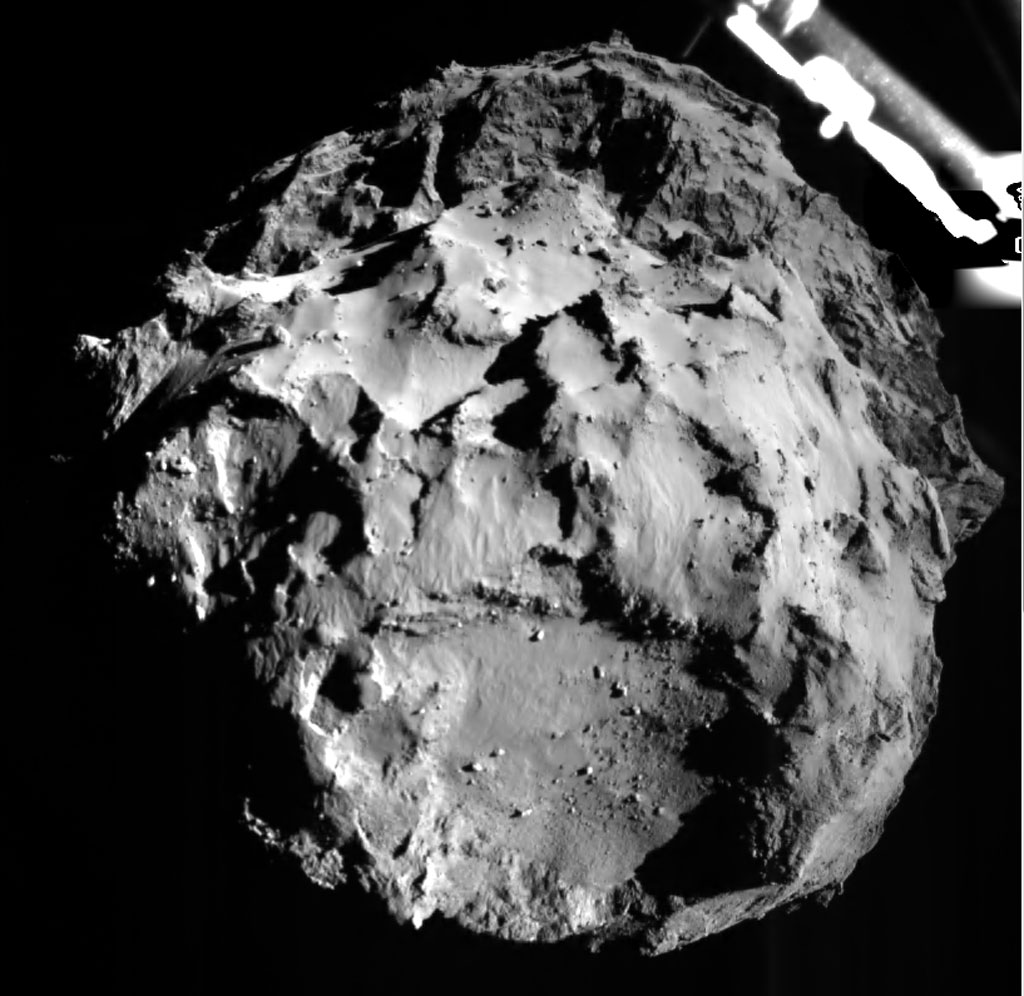 HQ Photos by Rosetta and Philae (12)