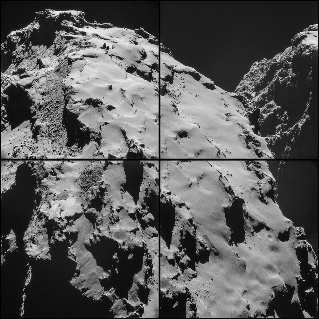 HQ Photos by Rosetta and Philae (16)