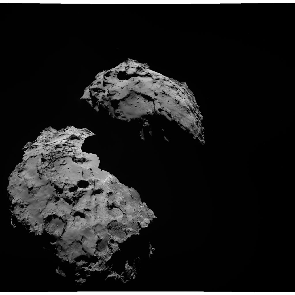 HQ Photos by Rosetta and Philae (21)