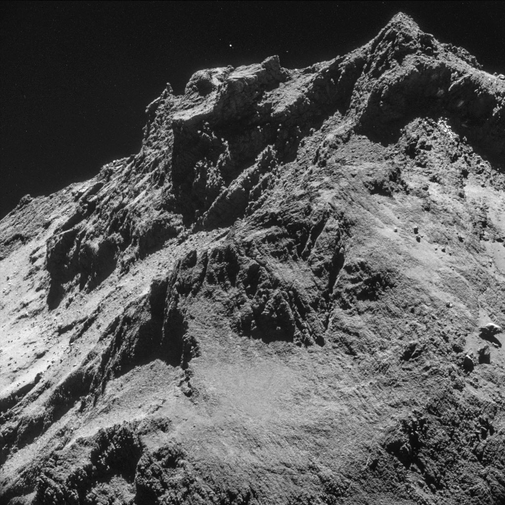 HQ Photos by Rosetta and Philae (6)