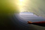 Inside a 27 Second Long Barrel Wave