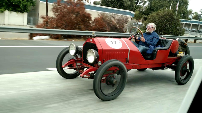 old man in awesome car The Shirk Report   Volume 291