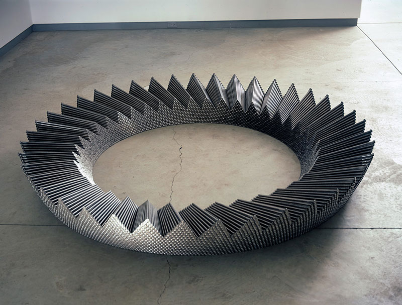 sculptures using only 12 inch nails john bisbee (7)