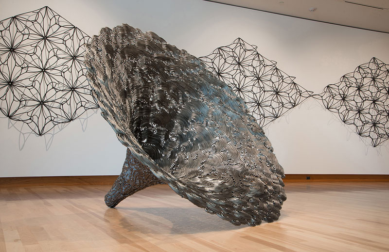 sculptures using only 12 inch nails john bisbee (9)